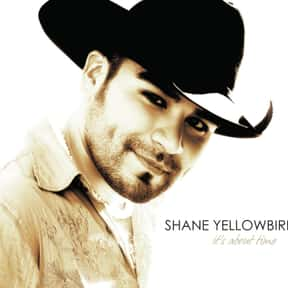 Shane Yellowbird is listed (or ranked) 10 on the list Alberta Country Bands List