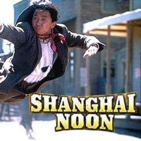Shanghai Noon is listed (or ranked) 23 on the list The Best Buddy Cop Movies
