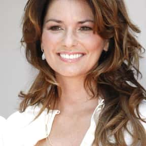 Shania Twain is listed (or ranked) 14 on the list List of Famous TV Personalities