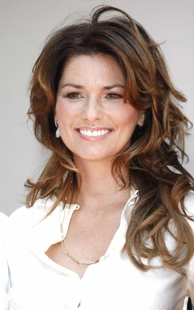 Shania Twain is listed (or ranked) 2 on the list Famous People Living With Lyme Disease