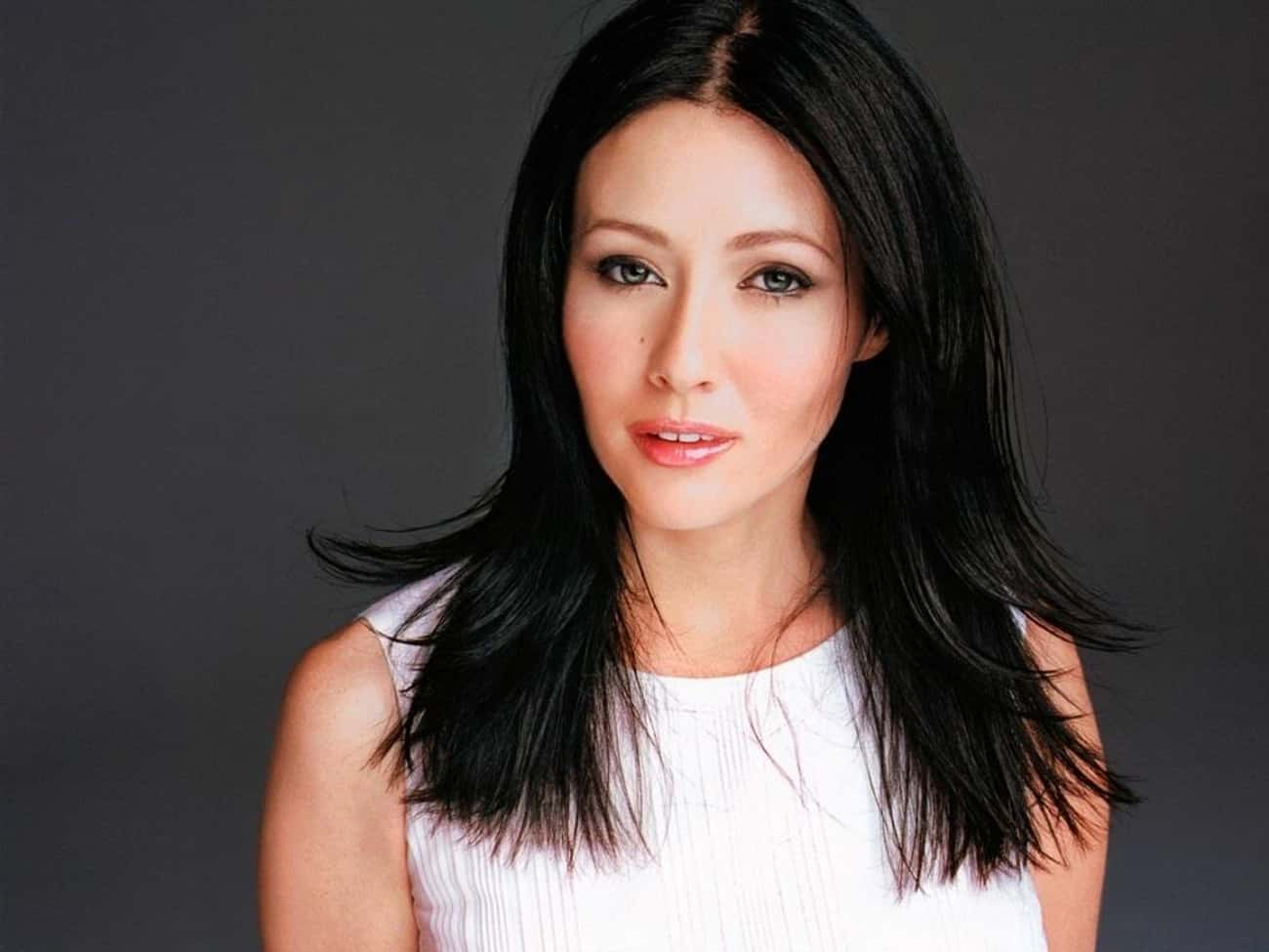 Shannen Doherty is listed (or ranked) 1 on the list 12 Famous People Who Suffer From Crohn's Disease