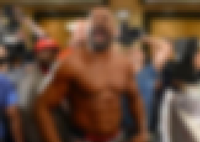 Shannon Briggs is listed (or ranked) 3 on the list Successful Athletes Who Used to Be Homeless