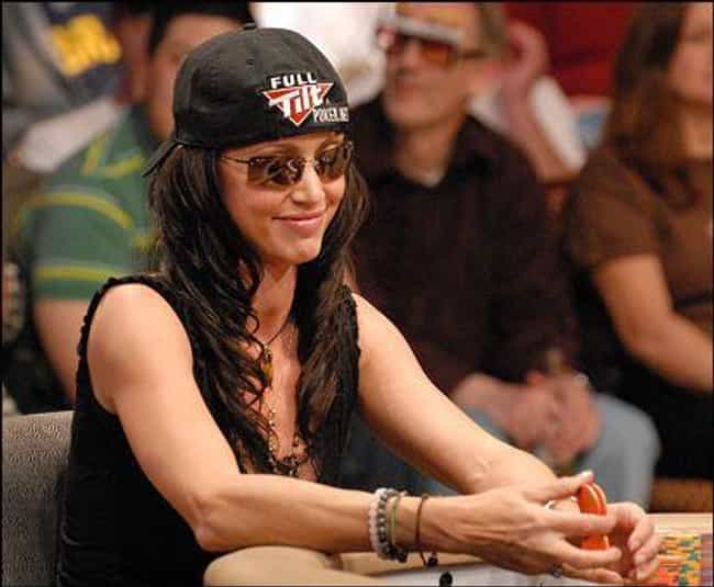 Shannon Elizabeth is listed (or ranked) 3 on the list Celebrities Who Have Gambling Problems