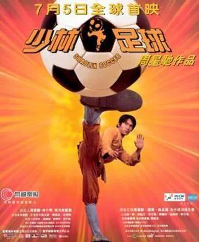 Shaolin Soccer is listed (or ranked) 4 on the list Awesome Movies You Never Heard Of