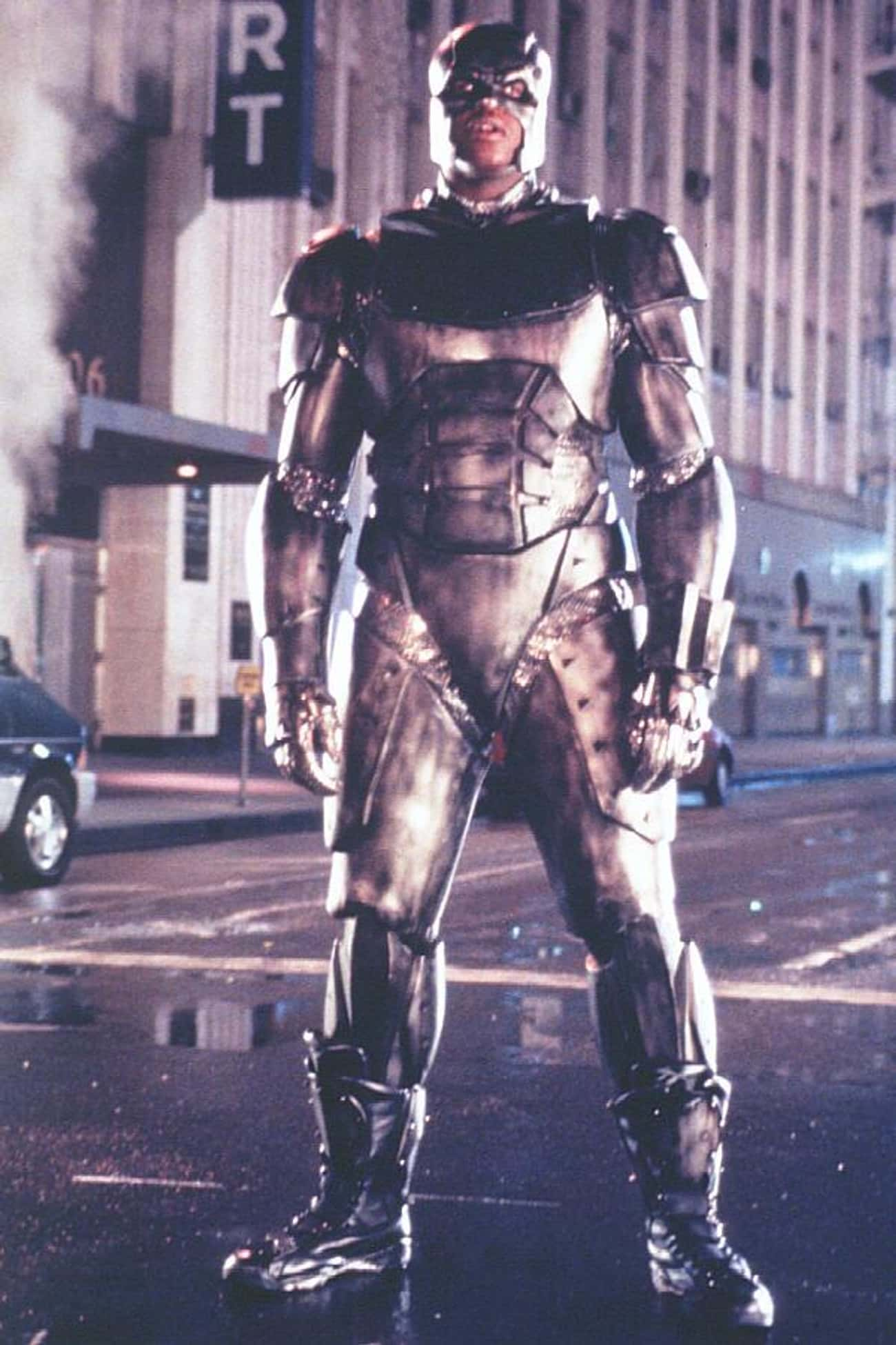 """Shaquille O'Neal in """"Steel"""""""