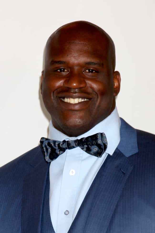 Shaquille O'Neal is listed (or ranked) 2 on the list Famous People With Arthritis
