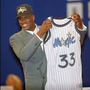 Shaquille O'Neal is listed (or ranked) 4 on the list The Best No. 1 Overall NBA Draft Picks of All Time, Ranked