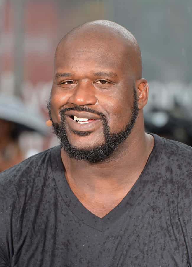 Shaquille O'Neal is listed (or ranked) 4 on the list The Most Intimidating Athletes in Recent Memory