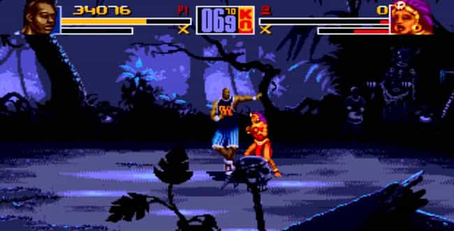 Shaq Fu is listed (or ranked) 1 on the list The 12 Most WTF Fighting Games of All Time