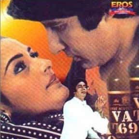 Sharaabi is listed (or ranked) 19 on the list The Best Amitabh Bachchan Movies