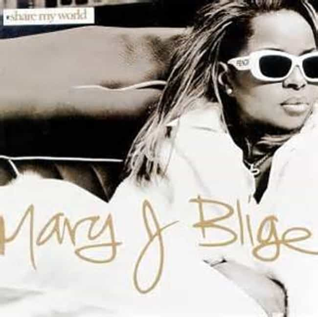 Share My World is listed (or ranked) 3 on the list The Best Mary J. Blige Albums of All Time