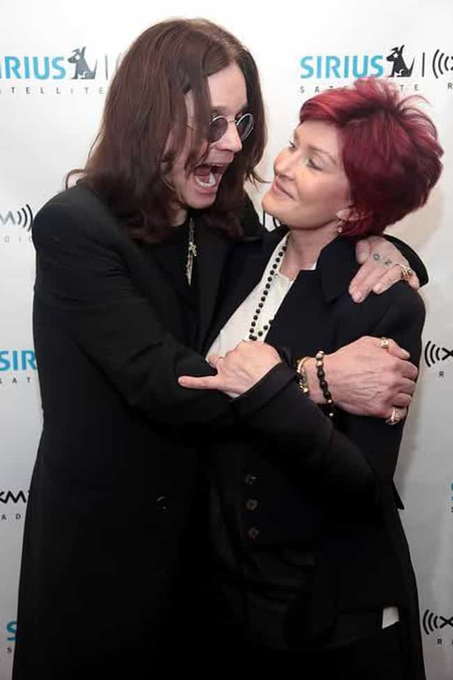 Sharon Osbourne is listed (or ranked) 6 on the list 25 Celebrities Who Became Famous After 40