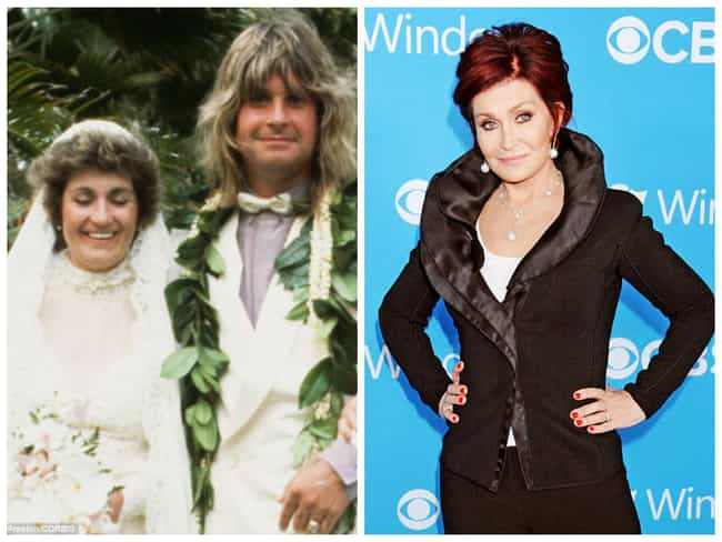Sharon Osbourne is listed (or ranked) 1 on the list 35+ Celebrities Who Had Weight Loss Surgery