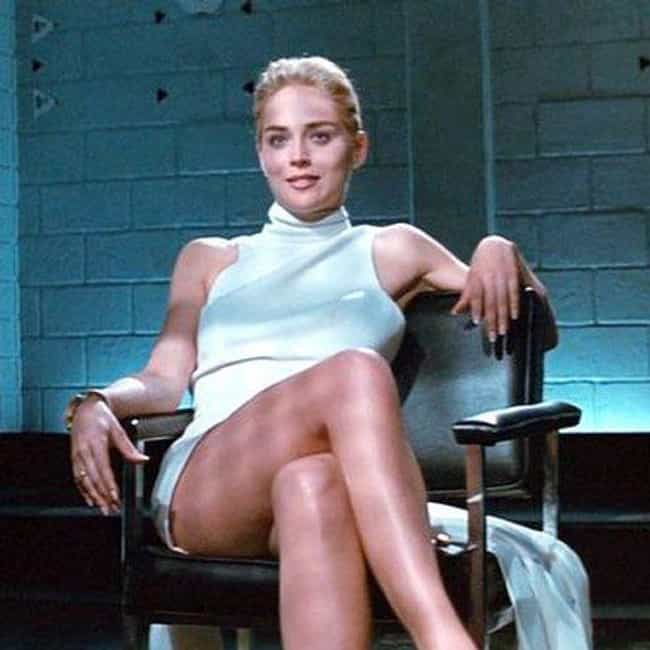 Sharon Stone is listed (or ranked) 3 on the list Which Celeb Has The Most Beautiful Legs?