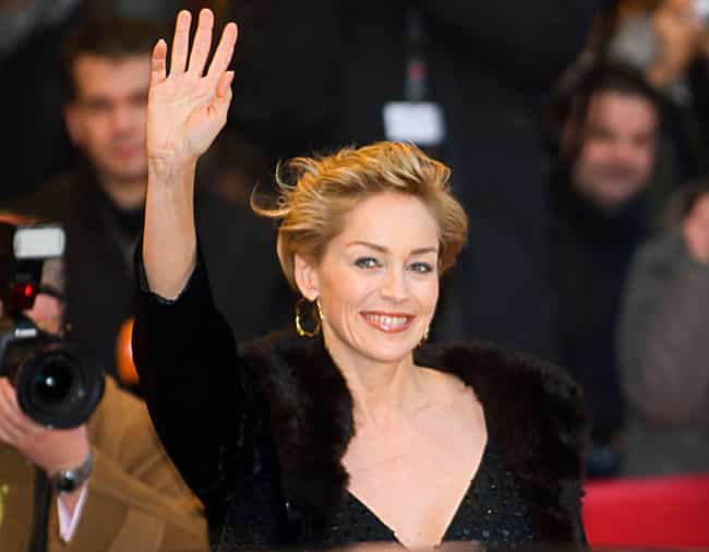 Sharon Stone is listed (or ranked) 3 on the list Eric Clapton's Loves & Hookups