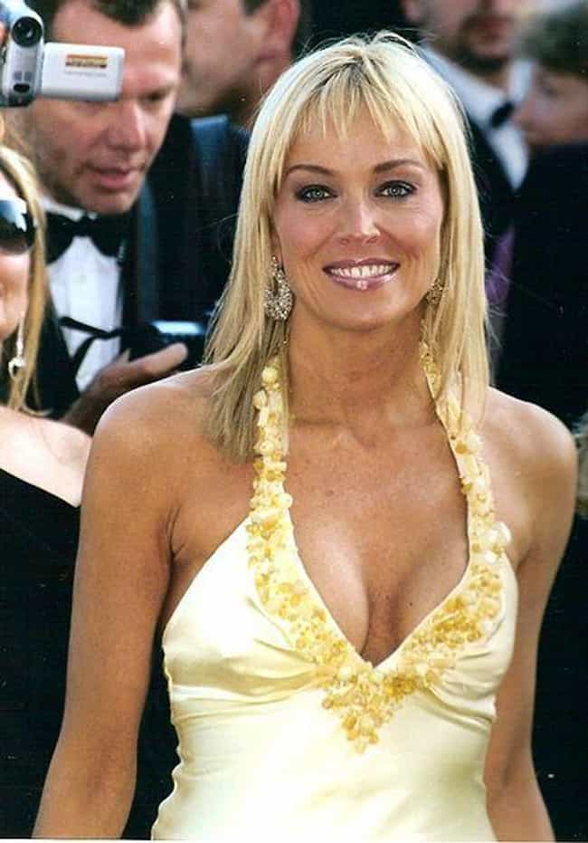 Sharon Stone is listed (or ranked) 1 on the list 32 Famous People with Diabetes