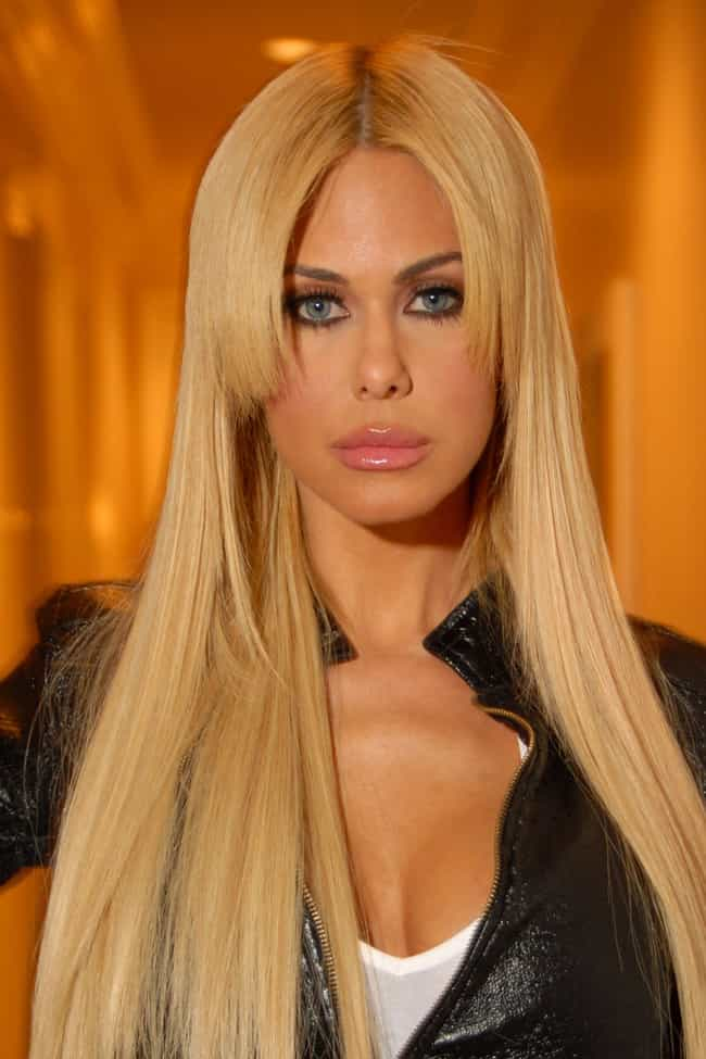 Shauna Sand is listed (or ranked) 4 on the list Women Who Tommy Lee Has Dated