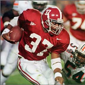 Shaun Alexander is listed (or ranked) 7 on the list The Best College Running Backs of the 1990s