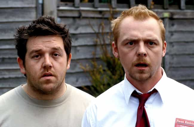 Shaun of the Dead is listed (or ranked) 1 on the list Feel-Good Horror Movies To Watch During Difficult Times