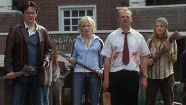 Shaun of the Dead is listed (or ranked) 1 on the list 16 Parodies That Are Just As Good As - Or Better Than - The Real Thing