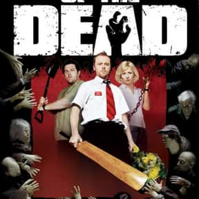 Shaun of the Dead is listed (or ranked) 2 on the list The Best Zombie Parody Movies, Ranked