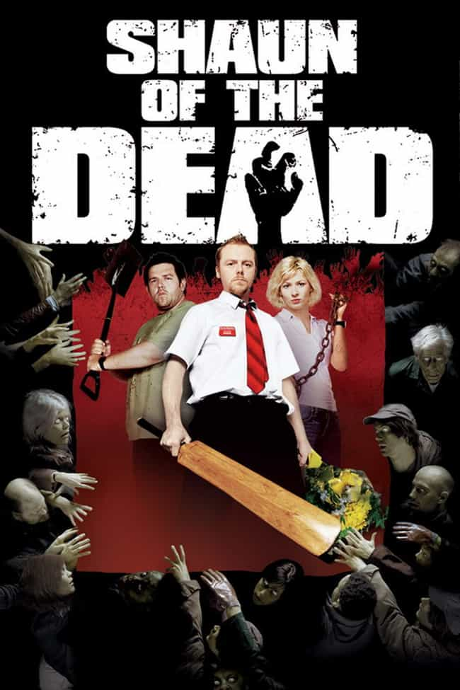 Shaun of the Dead is listed (or ranked) 4 on the list What to Watch If You Love 'Archer'