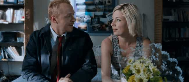 Shaun of the Dead is listed (or ranked) 6 on the list What Your Favorite Horror Couple Says About Your Relationships