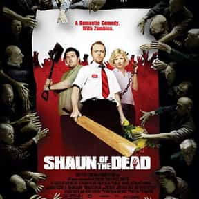 Shaun of the Dead is listed (or ranked) 9 on the list The Best R-Rated Comedies
