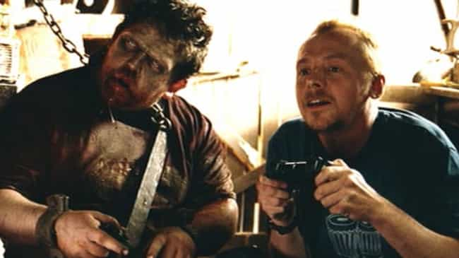 Shaun of the Dead is listed (or ranked) 2 on the list What Type Of Zombie Are You, According To Your Zodiac?