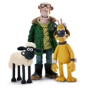 Shaun the Sheep is listed (or ranked) 14 on the list The Best BBC Television TV Shows