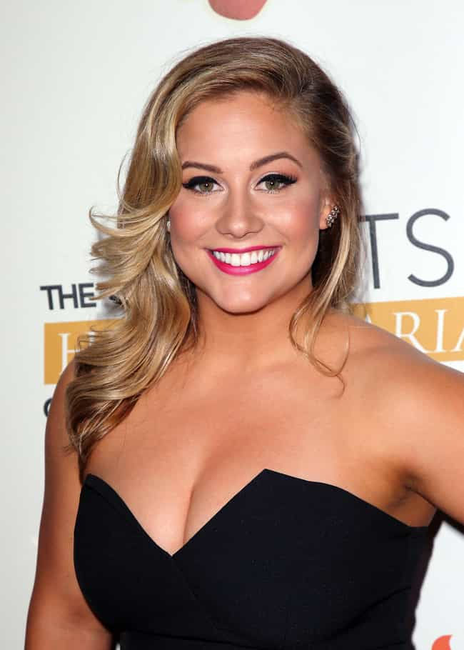 Shawn Johnson is listed (or ranked) 3 on the list Famous Female Gymnasts