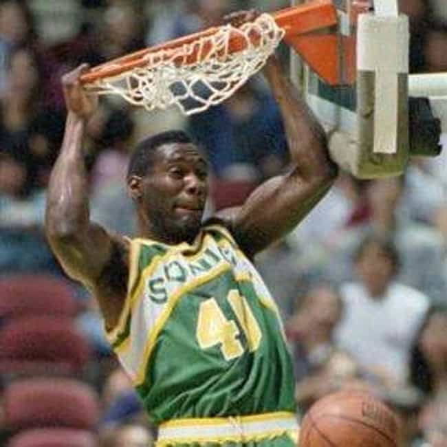 Shawn Kemp is listed (or ranked) 3 on the list Famous Concord High School Alumni