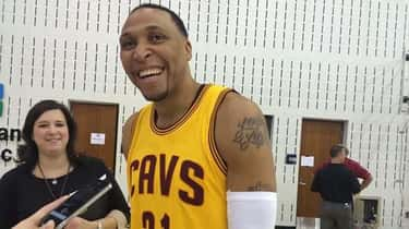 Shawn Marion is listed (or ranked) 2 on the list Famous Vincennes University Alumni