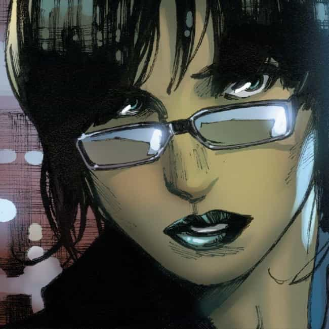 She-Hulk is listed (or ranked) 3 on the list The Best Superheroes Who Wear Glasses