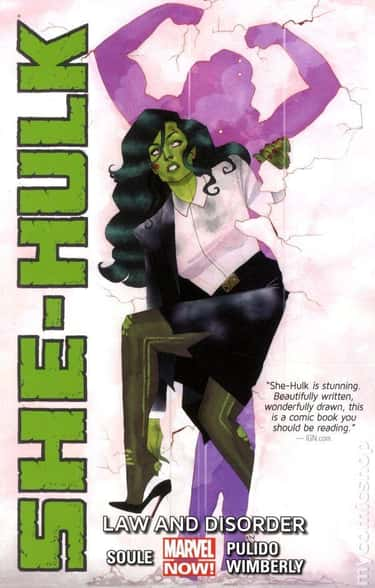 She-Hulk (The Hulk) is listed (or ranked) 2 on the list The Best Gender-Swapped Versions Of Your Favorite Superheroes