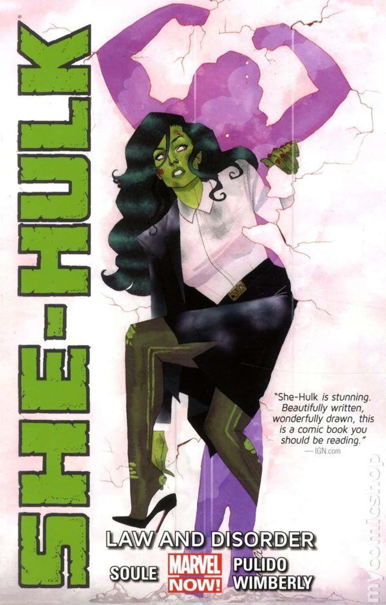 She-Hulk (The Hulk)
