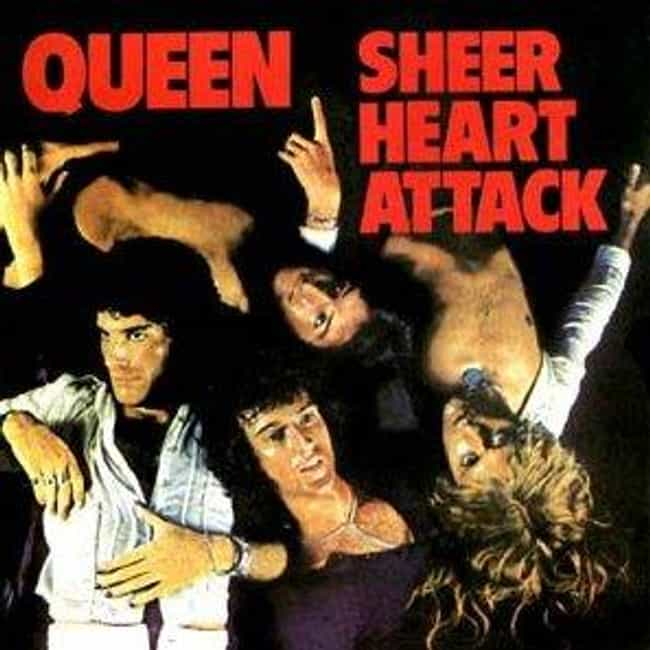 Sheer Heart Attack is listed (or ranked) 2 on the list All Queen Albums, Ranked Best To Worst