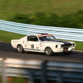 Shelby GT350 is listed (or ranked) 18 on the list The Best 1960s Cars