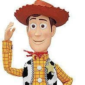 Sheriff Woody is listed (or ranked) 4 on the list The All-Time Greatest Pixar Characters
