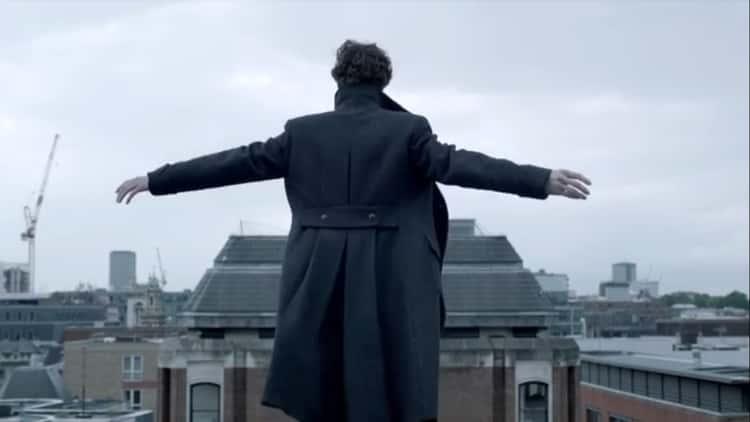 Sherlock Holmes ('Sherlock')