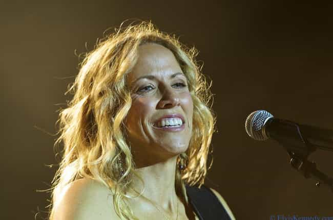 Sheryl Crow is listed (or ranked) 2 on the list Famous People Who Had Brain Tumors
