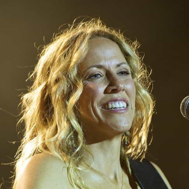 Sheryl Crow is listed (or ranked) 2 on the list Country Singers Who Have Had Cancer