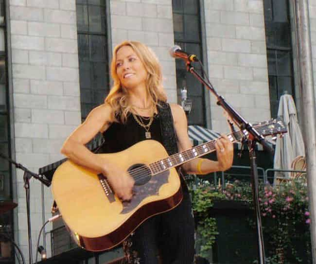 Sheryl Crow is listed (or ranked) 4 on the list Famous Breast Cancer Survivors
