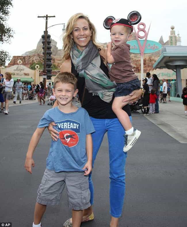Sheryl Crow is listed (or ranked) 7 on the list Famous Moms Who Only Have Sons