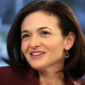 Sheryl Sandberg is listed (or ranked) 16 on the list Real World Avengers Villains