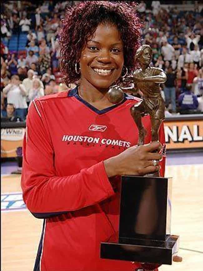 Sheryl Swoopes is listed (or ranked) 1 on the list Famous Bisexual Athletes