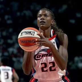 Sheryl Swoopes is listed (or ranked) 3 on the list Famous Lesbian Athletes