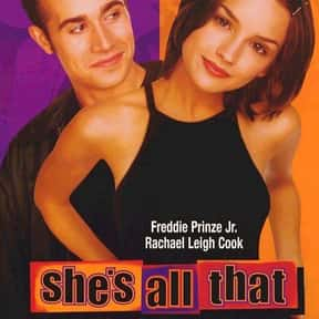 She's All That is listed (or ranked) 16 on the list The Funniest Movies About High School