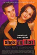 She's All That is listed (or ranked) 15 on the list The Funniest Comedy Movies About High School