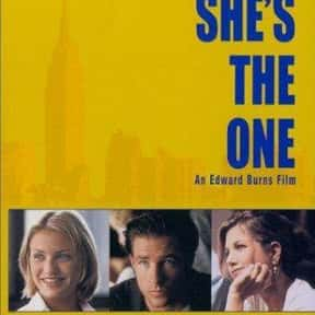 She's the One is listed (or ranked) 24 on the list The Best Cameron Diaz Movies